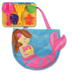 Mermaid Beach Tot Bag for Kids