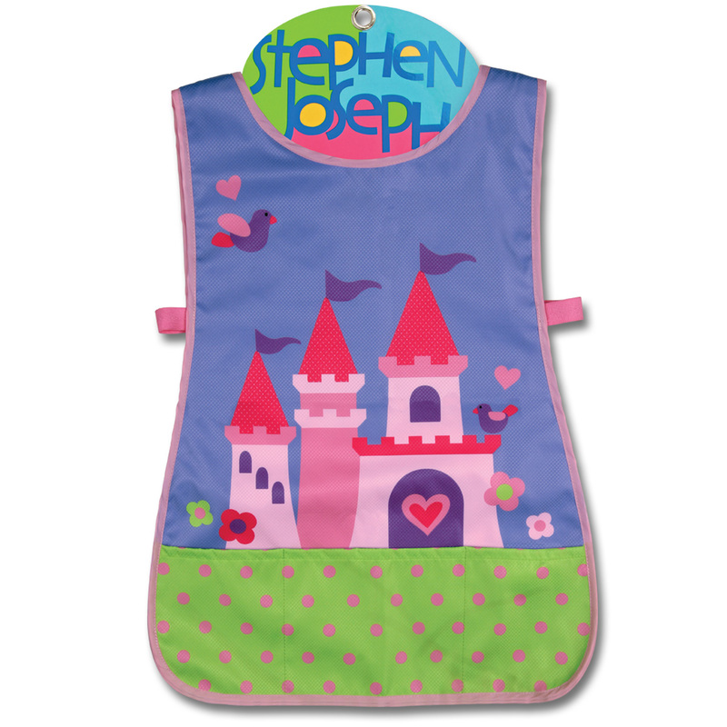Princess Castle Craft Apron for Kids