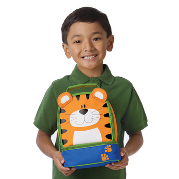 Tiger Lunch Box for Boys