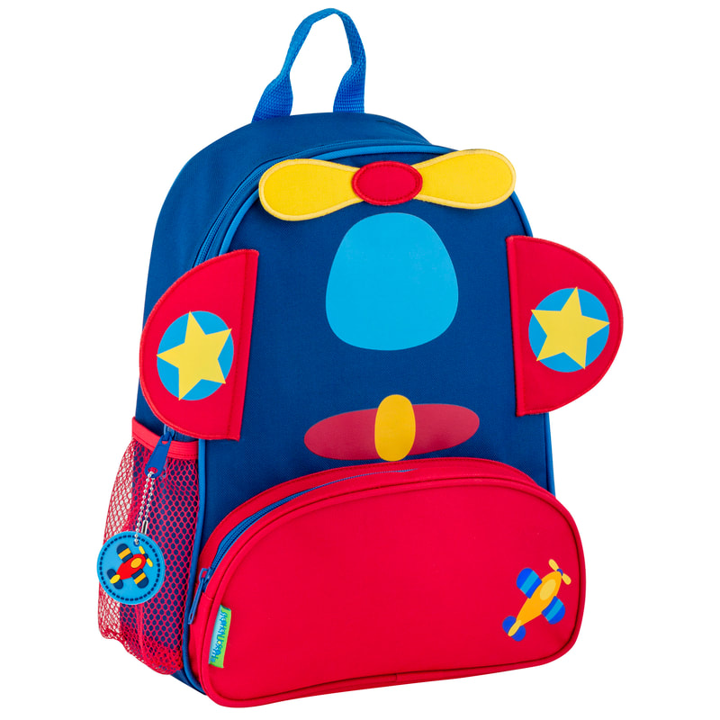 Airplane Backpack for Boys